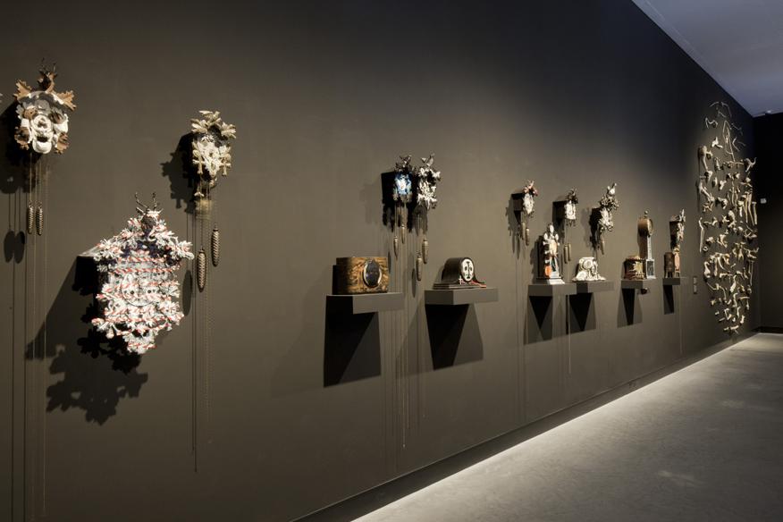 Speciale 56ma Biennale di Venezia<h3>Un senso dal tempo sbagliato. Fiona Hall e il Padiglione dell'Australia alla 56.ma Biennale di Venezia</h3>di Rossana Macaluso