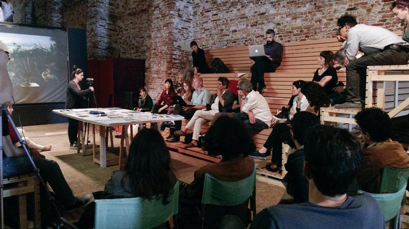 Speciale 56ma Biennale di Venezia<h3>The Nationless Pavilion</h3>Un processo per la rappresentazione della 25° Nazione</h3>a cura di Sara Alberani, Elena Abbiatici, Caterina Pecchioli
