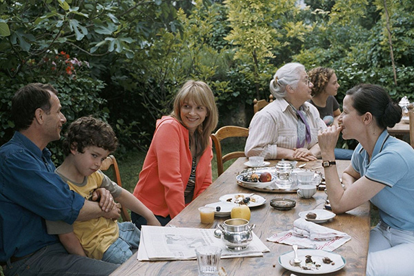 1. Summer Hours (2008), the family lunch