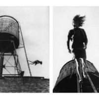 09-Trisha-Brown-Woman-walking-down-a-ladder-Performed-by-Thrisha-Brown-at-130-Greene-Street-1973-