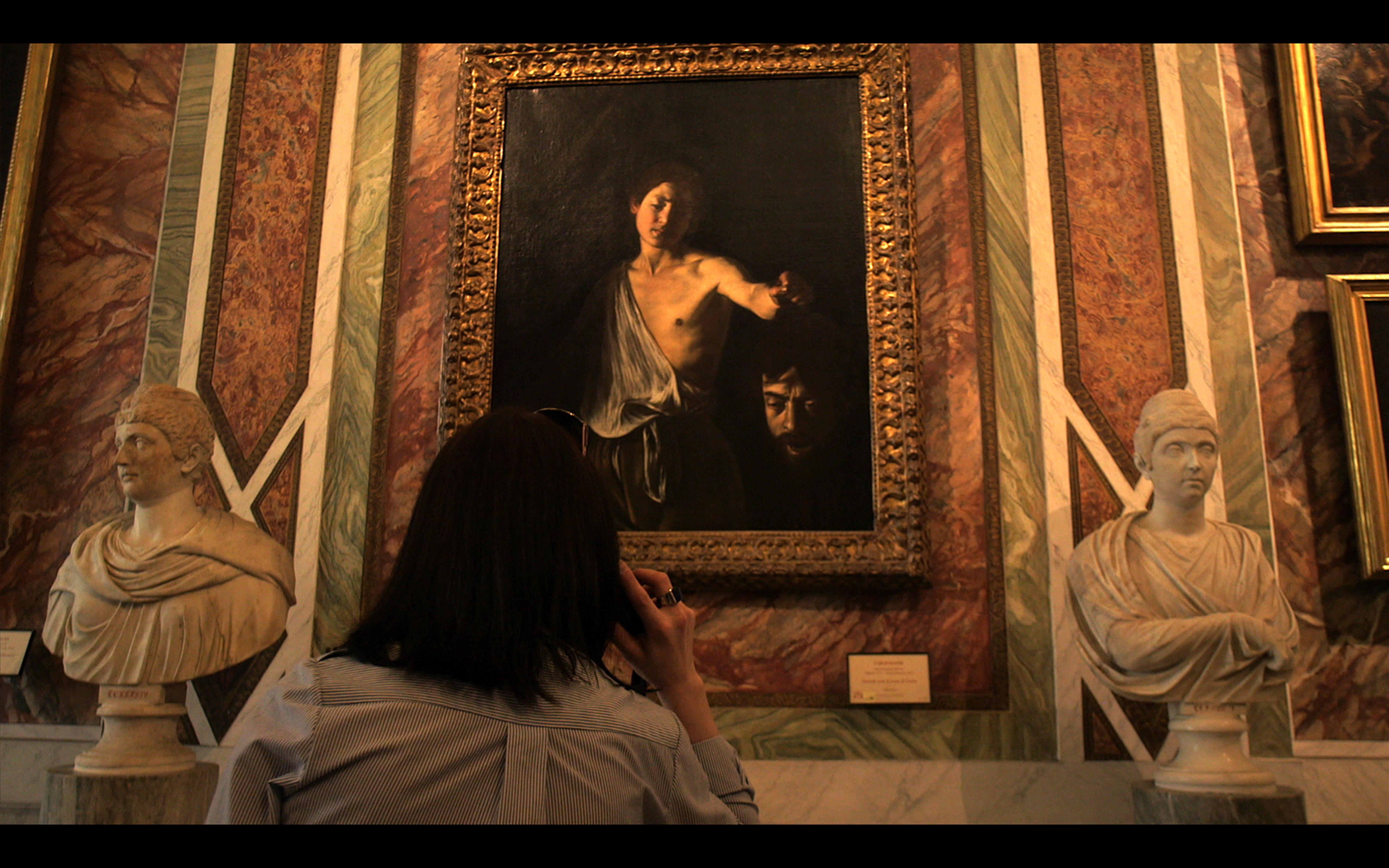 NURTURE o dell'educazione libertaria<h3>Intorno alla Storia dell'Arte Italiana in Italia. David & Goliath N° 45 dell'artista Mitra Farahani</h3>di Rossana Macaluso