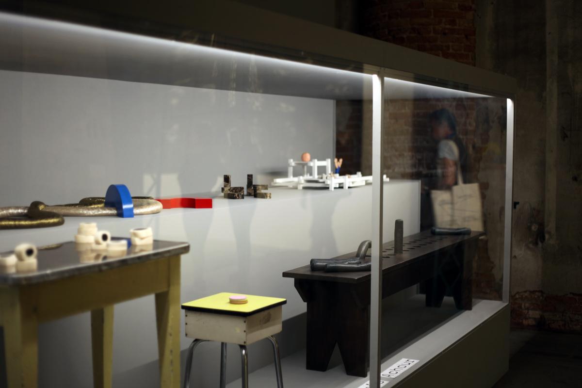 Speciale 56ma Biennale di Venezia<h3>Des jeux dont j'ignore les règles</h3>by Boris Achour