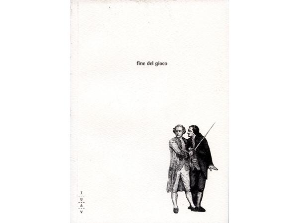 To Play<h3>Fine del gioco</h3>di Cesare Pietroiusti e Rene Gabri