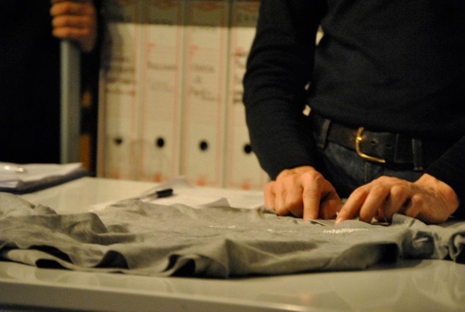 Il partito preso delle cose<h3>Sette oggetti d'affezione dell'artista Cesare Pietroiusti</h3>di Rossana Macaluso