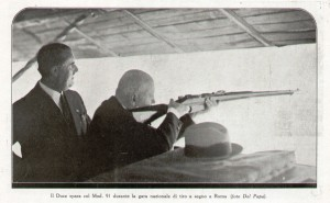 134. Mussoklini the skeeter, 1932