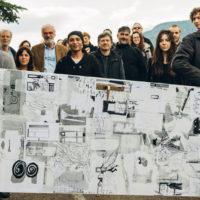 Wurmkos Belli dentro (2015-2016) Casa AMA Trento. Foto di Pierluigi Cattani Faggion