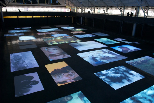 Mnemosyne 42, Le Fresnoy Studio 2012